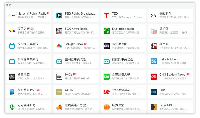 精心整理了13个行业的最佳导航网站!总有一个是你需要的